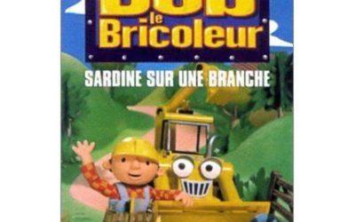 Bob le bricoleur épisode 1 :  La Sardine sur une branche DVD Jeunesse
