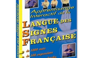 DVD Langue des signes franÇaise