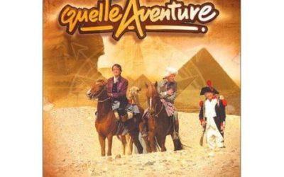 DVD Quelle aventure : sur la trace des pharaons