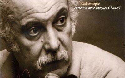 Radioscopie : entretien avec Jacques Chancel / Georges Brassens, participant