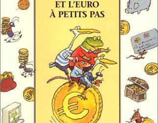 L'argent et l'euro à petits pas