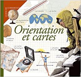 Cartes d'orientation