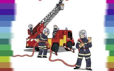 Au feu, les pompiers !