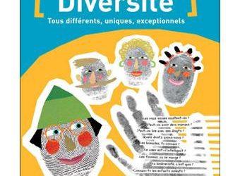 Diversité – Tous différents, uniques, exceptionnels