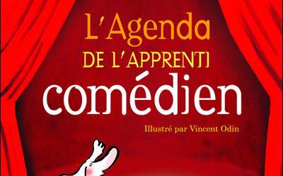 L'Agenda de l'apprenti comédien