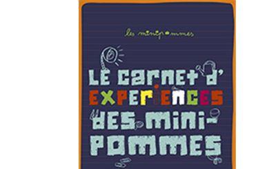 Le carnet d'expériences des minipommes