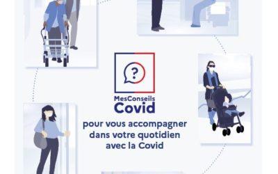 Conseils Covid-19 | Ministère des Solidarités et de la Santé