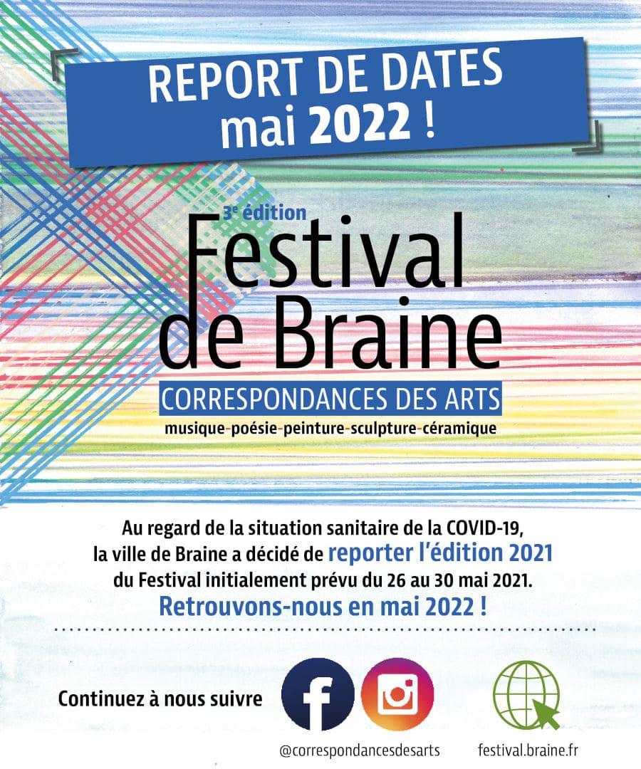 Report du Festival de Braine 2021