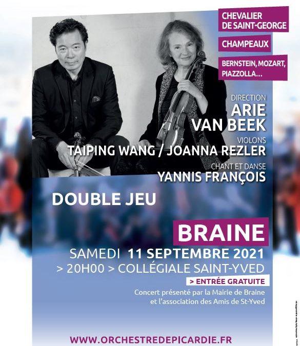 L'orchestre de Picardie – Septembre 2021